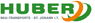 Logo Huber Bau Transport